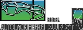 Autolackiererei Kunst Logo